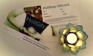 HoliBody giftcard